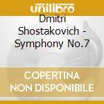Sinfonia n�7 cd musicale di Shostakovich