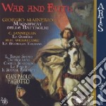 Jannequin, werrecore:war and cd musicale di Mainerio