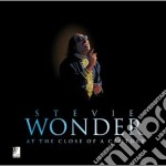 AT THE CLOSE OF A + DVD BONUS (BOX 4 CD+DVD) cd musicale di Stevie Wonder