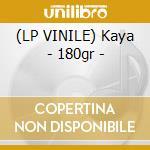 (LP VINILE) Kaya - 180gr - lp vinile di Marley bob & the wailers