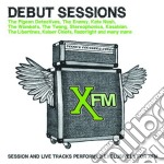 Xfm-debut session cd musicale di Artisti Vari