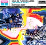 DAYS OF FUTURE PASSED + BONUS TRACKS cd musicale di Blues Moody
