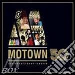 MOTOWN 50  (BOX 3 CD) cd musicale di ARTISTI VARI