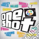 ONE SHOT TELEFILM cd musicale di ARTISTI VARI
