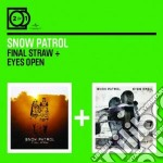 2 FOR 1: FINAL STRAW/EYES cd musicale di Patrol Snow