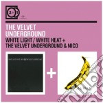 2 FOR 1: WHITE LIGHT WHITE cd musicale di VELVET UNDERGROUND