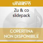 Zu & co slidepack cd musicale di Zucchero