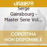 Master serie 2009 vol.1 & vol.2 cd musicale di Serge Gainsbourg