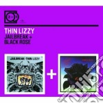 2 for 1: jailbreak/black r cd musicale di Lizzy Thin