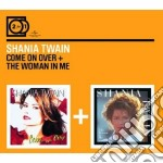 2 for 1: come on over/the cd musicale di Shania Twain
