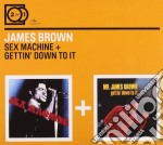 2 for 1: sex machine/getti cd musicale di James Brown