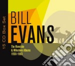 The riverside & milestone cd musicale di Bill Evans