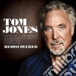 Greatest hits rediscovered cd musicale di Tom Jones
