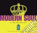Modern soul v.2 radio mont cd musicale di ARTISTI VARI