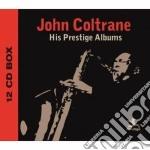His prestige albums cd musicale di John Coltrane