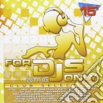 For djs only 2011/05 cd musicale di Artisti Vari