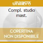 Compl. studio mast. cd musicale di Billie Holiday