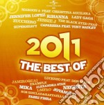 2011 THE BEST OF (2cd) cd musicale di Artisti Vari