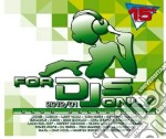 FOR DJ'S ONLY 2012/01 (2cd) cd musicale di Artisti Vari