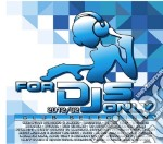 For djs only 2012/02 (2cd) cd musicale di Artisti Vari