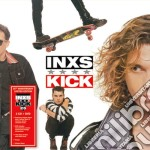 Kick 25 (3cd+dvd super deluxe) cd musicale di Inxs