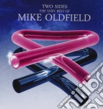 Two sides: the very best cd musicale di Mike Oldfield