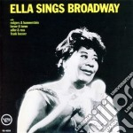 Ella Fitzgerald - Sings Broadway + Rhythm Is cd musicale di Ella Fitzgerald