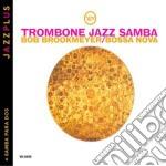 Trombone jazz samba cd musicale di Brookmeyer/schifrin