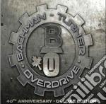 40th anniversary cd musicale di Bachman turner overd
