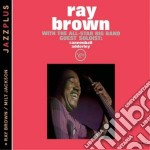 With the all star + brown cd musicale di Brown/adderley/jacks