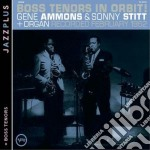 Boss tenors in orbit! cd musicale di Ammons/stitt