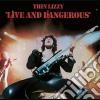 (LP VINILE) Live and dangerous cd