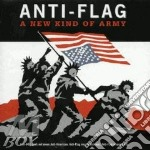 A new kind of army cd musicale di Anti-flag