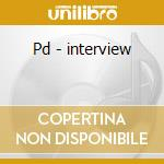 Pd - interview cd musicale di Doors