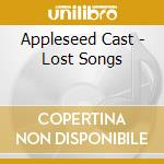 Lost songs cd musicale