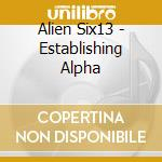 Establishing alpha cd musicale