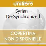 De-synchronized cd musicale