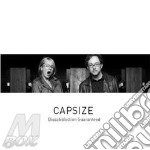 Dissatisfaction guaranteed cd musicale di Capsize