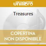 Treasures cd musicale