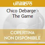 The game cd musicale di Chico Debarge