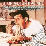 STORIA DI UN ITALIANO/IL GRANDE CINE cd musicale di SORDI ALBERTO