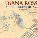 ALL THE GREATEST HITS cd musicale di Diana Ross