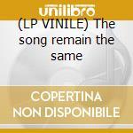 (LP VINILE) The song remain the same lp vinile di Led Zeppelin