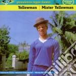 Yellowman - Mister Yellowman cd musicale di YELLOWMAN