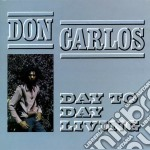 (LP VINILE) Day to day living lp vinile di Don Carlos