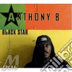 BLACK STAR                                cd musicale di ANTHONY B