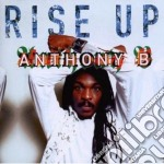 RISE UP cd musicale di ANTHONY B