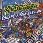 ESCAPE FROM BABYLON cd musicale di ALBOROSIE