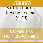 Reggae legends box set cd musicale di SHABBA RANKS
