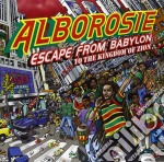 (LP VINILE) ESCAPE FROM BABYLON TO THE KIN            lp vinile di ALBOROSIE